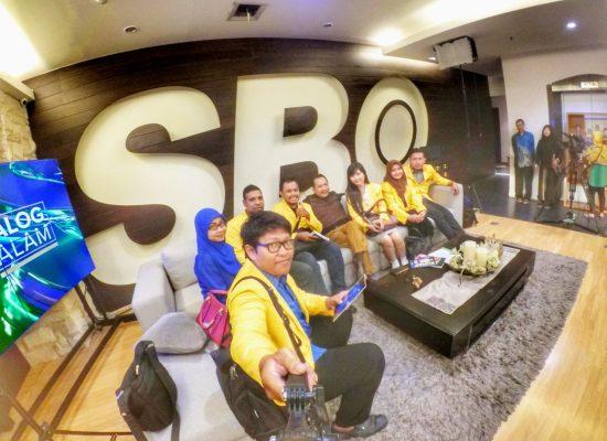 Acara Hukum di mata Bowo, SBO TV