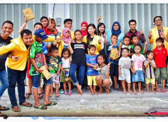 Peringatan Hari Kemerdekaan Bersama Save street child surabaya