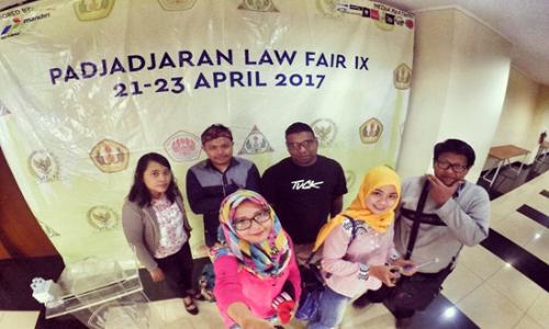 Kompetisi Debat Hukum Tingkat Nasional Padjajaran Law Fair 2017