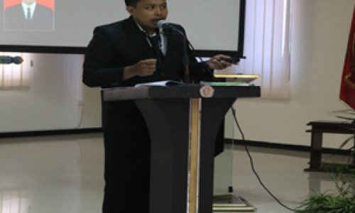 Kompetisi Legal Opini Tingkat Nasional Brawijaya 2017